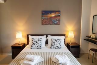 superior apartment villa verde double bedroom